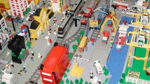Legoland businesses do not want war