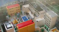 Three massive car bombs have exploded in Legoland City this evening with reports of major damage to a number of key Government buildings and at least 18 people killed. The blasts could be heard outside the city and smoke […]