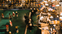 "Supporters of Legoland FC have said that they still intend on partaking in ""loads of rioting"" at Sunday's Legoland Derby match against cross-town rivals Legoland United. The announcement by the hardcore supporter group, the Yellow Heads Ultras, came despite […]"