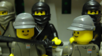 The self-proclaimed Army of Lego Knights, Yeomen, & Enlightened Defenders against Annihilation (Al-Medahyin in the Classici tongue) have released a video tape of two members of the Legoland Republican Guard it says it captured on Saturday in an ambush […]