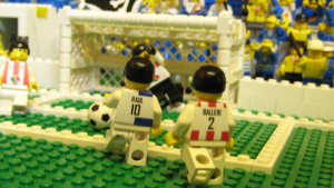 Both Old Rule sides will play in the 2013-2014 Minifig Gold Cup