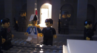 PM Julian Haliday is seriously ill in hospital tonight after collapsing at a State banquet in the capital this evening. The leader of the Effective Minifig Union was treated on the scene before being airlifted to the Davidium Imperial […]