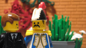 Politics in Legoland is being shaken up