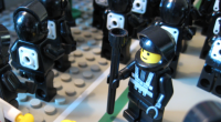 With opposition to the Emperor risking immediate arrest, if not worse, the Space Minifig Union have been silent today despite startling news that the Emperor has personally ordered the selling into slavery of around 200 ethnic Blacktron Spacefigs. The […]