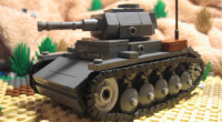 Images of a new Imperial Army battle tank were released today by the Ministry for War just hours after the Emperor announced the military would obtain emergency funding that is significantly in excess of that previously budgeted. The Leopard, […]