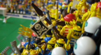 Legoland FC have secured their 9th Serie A title today with a 4-2 victory over Medalin at the Partizan in front of a crowd of 903 minifigs. The Davidium club lifted the trophy with 3 games to spare and […]
