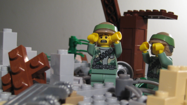 The Republic of Paradistan is no more. The Imperial Army of the Empire of Legoland have secured all major settlements in the country with the Ministry of Peace proclaiming a resounding victory on the backs on dead Paradistanian fighters. […]