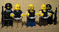 The Empire's most notorious crime boss and head of the Hole Heads Clan, Pol 'El Plato' Cardha has been captured. Parading the handcuffed minifig to the press, the one-time most wanted fig in the land was in bullet-proof attire […]