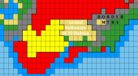 As political calamity cloaks Davidium the Federation of Legopolis has moved swiftly to seize a large chunk of eastern Tyrrhellena and extend its borders right up to the newly established East PBR. The development places further strains on relations […]